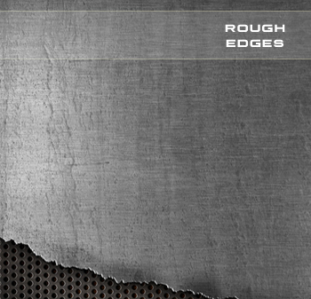 Rough Edges Cover Art