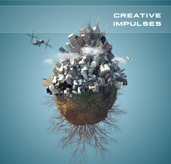 Creative Impulses Cover Art